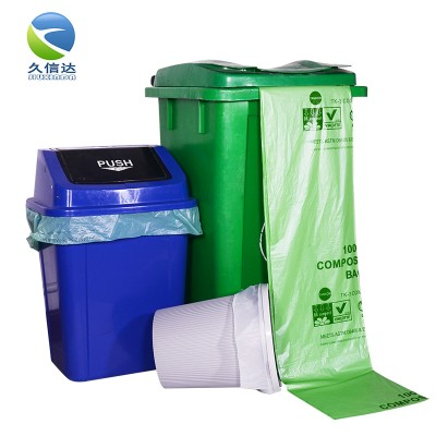 Biodegradable Trash Bin Bag