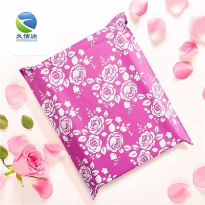 Custom Printed Biodegradable Recyclable Clothing Bags With Logo