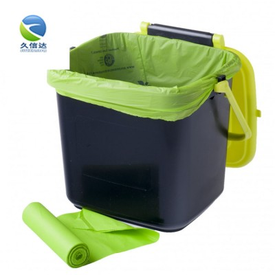 Eco Friendly Custom Printed Garbage Bags Manufacturing
