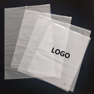 Custom Plastic Pouch Poly Bags For Clothes