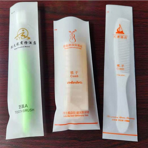 Hotel Daily Use Necessities Packaging Bags