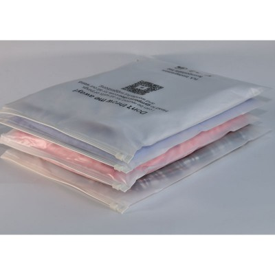 Plastic Bags For Clothes Packing|Biodegradable Plastic Ziplock Bags