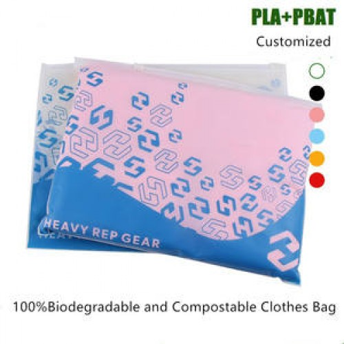 biodegradable clothing bags