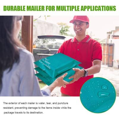 self adhesive plastic mail bag mailing bags custom logo biodegradable compost reuseable bag for fashion free sample