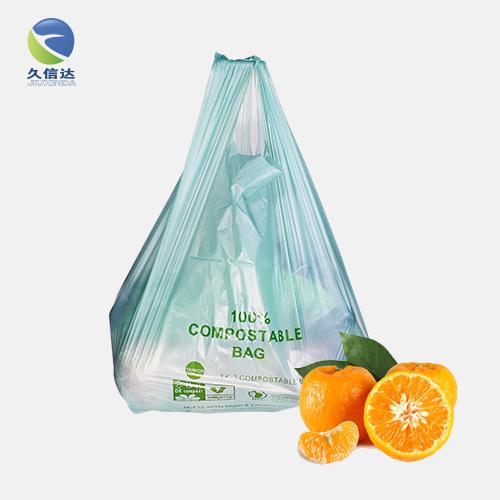 Biodegradable plastc carry bag wholesale