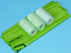 What are the difference between degradable, biodegradable and compostable?