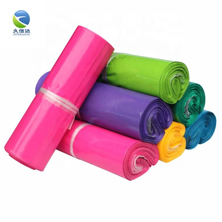 Compostable fully biodegradable self-adhesive bag | flat bag