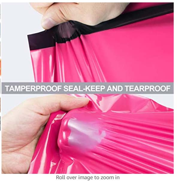 PBAT Bag Mailer Ploy bag