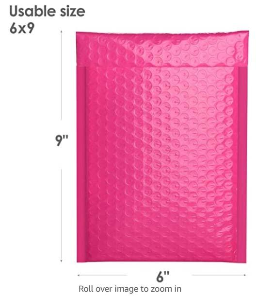 PLA Bag Bubble Mailing Bag