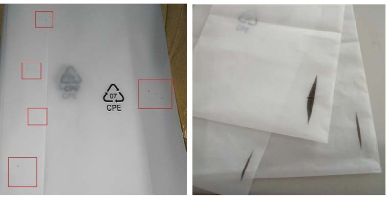 Huawei electronics product packaging bag customization requirements