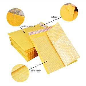 Various degradable envelope mail bubble bags